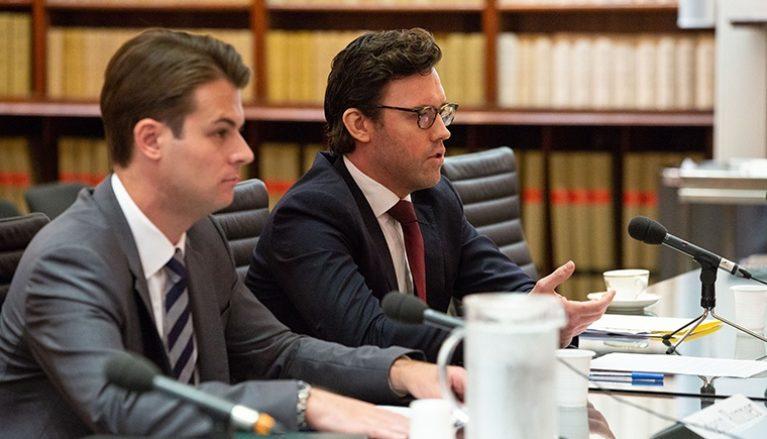 Gideon and Daniel